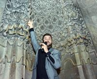 Divriği'nin 800 Yıllık Ulu Camisi Tarihe Meydan Okuyor 07