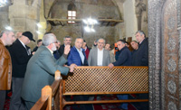 Divriği'nin 800 Yıllık Ulu Camisi Tarihe Meydan Okuyor 08