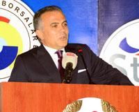 Sivas Ticaret ve Sanayi Odası Başkanı Hacı Osman Yıldırım