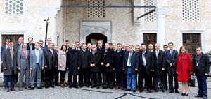 İSO Yönetimi ve Sivas TSO Heyeti Yıldız Teknokent'teki Şirketleri Ziyaret Etti 02