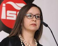 Ekonomi Bakanlığı'ndan Anlaşmalar Genel Müdürlüğü Uzmanı Setenay İyigün