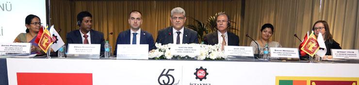 İstanbul Sanayi Odası, Sri Lanka'daki Fırsatları Ülke Gününde Ele Aldı