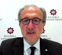 İSO Yönetim Kurulu Üyesi ve Çevre ve Enerji İhtisas Kurulları Başkanı Mustafa Tacir