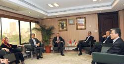 İstanbul Sanayi Odası Meclisi Heyeti, Tahran'da Çok Sıcak Bir Şekilde Karşılandı 03