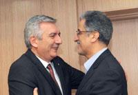 İstanbul Sanayi Odası Meclisi Heyeti, Tahran'da Çok Sıcak Bir Şekilde Karşılandı 04
