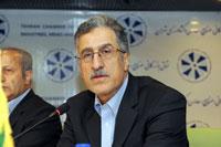 Tahran Ticaret, Sanayi, Madenler ve Tarım Odası Başkanı Masoud Khansari