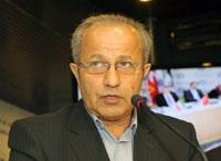 Tahran Ticaret, Sanayi, Madenler ve Tarım Odası'nın Uluslararası İlişkilerden Sorumlu Başkan Yardımcısı Mohammad Reza Bakhtiari