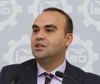 Sanayi ve Teknoloji Bakan Yardımcısı Mehmet Fatih Kacır