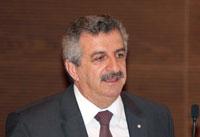 İSO Meclis Başkan Yardımcısı ve SAHA İstanbul Yönetim Kurulu Başkanı Hasan Büyükdede