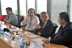 Tekstil ve Tekstil Makinesi Temsilcileri İSO'da Koordinasyon Toplantısı Yaptı 02