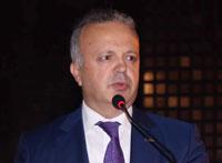 İSO Meclis Başkan Yardımcısı ve İTHİB Başkanı İsmail Gülle