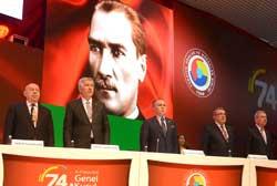 Türkiye Odalar ve Borsalar Birliği'nin 74. Genel Kurulu Ankara'da Yapıldı 02