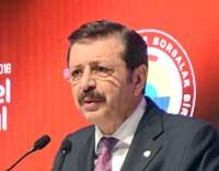 Türkiye Odalar ve Borsalar Birliği'nin 74. Genel Kurulu Ankara'da Yapıldı 03