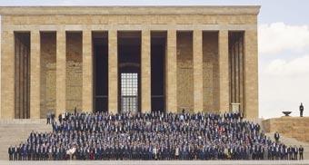 TOBB Genel Kurulu, İSO Delegelerinin Katılımıyla Ankara'da Yapıldı 01