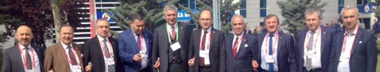 TOBB Genel Kurulu, İSO Delegelerinin Katılımıyla Ankara'da Yapıldı 03