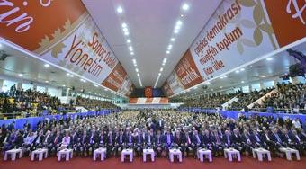 TOBB Genel Kurulu, İSO Delegelerinin Katılımıyla Ankara'da Yapıldı 05