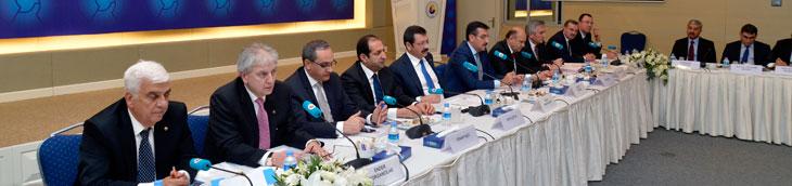 TOBB Sanayi Odaları Konseyi Yılın İlk Toplantısını Ankara'da Yaptı 02