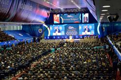 TOBB 73. Genel Kurulu, Cumhurbaşkanı Recep Tayyip Erdoğan'ın Katılımıyla Yapıldı 02