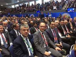 TOBB 73. Genel Kurulu, Cumhurbaşkanı Recep Tayyip Erdoğan'ın Katılımıyla Yapıldı 03