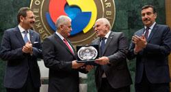TOBB 73. Genel Kurulu, Cumhurbaşkanı Recep Tayyip Erdoğan'ın Katılımıyla Yapıldı 04