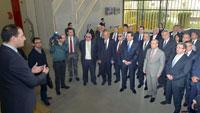 Sanayicinin Sorunları, Strateji Geliştirme Yüksek Kurulu'nda Maliye Bakanı Şimşek'e Aktarıldı 02