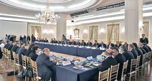 TOBB Sanayi Odaları Konseyi Toplantısı Sanayi Bakanı Özlü'nün Katılımıyla Yapıldı 03
