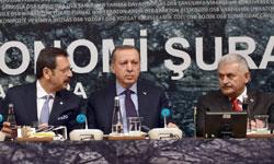 """Cumhurbaşkanı Recep Tayyip Erdoğan: """"İşsizlikle Mücadele Milli Görevdir"""" 03"""
