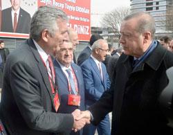 """Cumhurbaşkanı Recep Tayyip Erdoğan: """"İşsizlikle Mücadele Milli Görevdir"""" 05"""