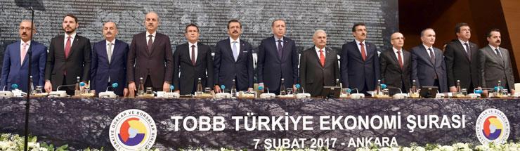 """Cumhurbaşkanı Recep Tayyip Erdoğan: """"İşsizlikle Mücadele Milli Görevdir"""" 06"""