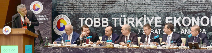 """Cumhurbaşkanı Recep Tayyip Erdoğan: """"İşsizlikle Mücadele Milli Görevdir"""""""