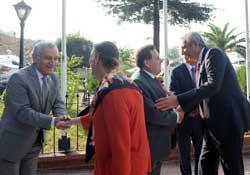 İstanbul Sanayi Odası Meclis Üyeleri Trabzon'u Ziyaret Etti 03