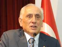 TTSO Meclis Başkanı Mustafa Şadan Eren