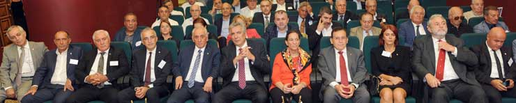 İstanbul Sanayi Odası Meclis Üyeleri Trabzon'u Ziyaret Etti 04