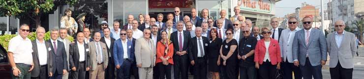 İstanbul Sanayi Odası Meclis Üyeleri Trabzon'u Ziyaret Etti 01