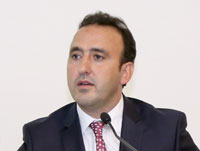 Trakya Kalkınma Ajansı Genel Sekreteri Mahmut Şahin
