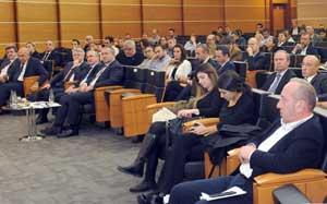 """İSO, """"TSE Faaliyetlerine İlişkin Sorunlar ve Çözüm Arayışları Paneli"""" Düzenledi 01"""