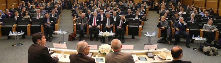 İSO'nun TTIP Müzakereleri Konferansı AB Bakanı Bozkır'ın Katılımıyla Yapıldı