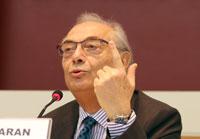 TEPAV Ticaret Araştırmalar Merkezi Direktörü Bozkurt Aran
