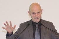 Eski Dünya Ticaret Örgütü Genel Direktörü Pascal Lamy