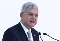 Avrupa Birliği Bakanı Volkan Bozkır