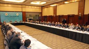 TOBB ve Arap Odalarının İmzaladığı Protokol İle Türk-Arap Odası Kuruldu 01