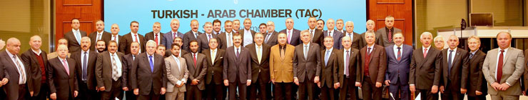 TOBB ve Arap Odalarının İmzaladığı Protokol İle Türk-Arap Odası Kuruldu 02
