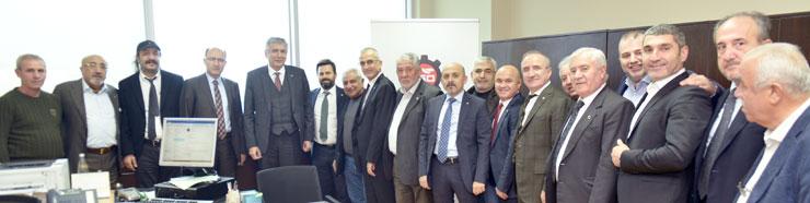 İSO Tuzla Hizmet Birimi, Düzenlenen Açılışla Faaliyetlerine Başladı 02