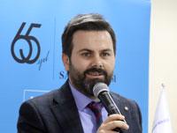 İAYOSB Yönetim Kurulu Başkanı Murat Çökmez