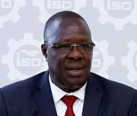 Uganda Parlamento Üyesi George Innocent Oula