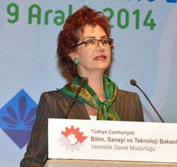 Boğaziçi Üniversitesi Rektörü Prof. Dr. Gülay Barbarosoğlu