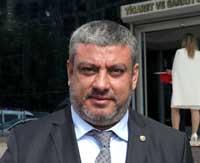 ŞUTSO Meclis Başkanı Ahmet Altun