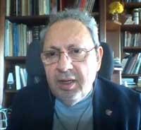 Dünya Gazetesi Yayın Kurulu Başkanı Dr. Şeref Oğuz