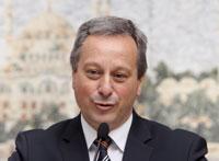 Kadir Has Üniversitesi Rektörü Prof. Dr. Mustafa Aydın