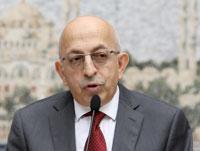 İstanbul Üniversitesi Rektör Yardımcısı Prof. Dr. Sedat Murat